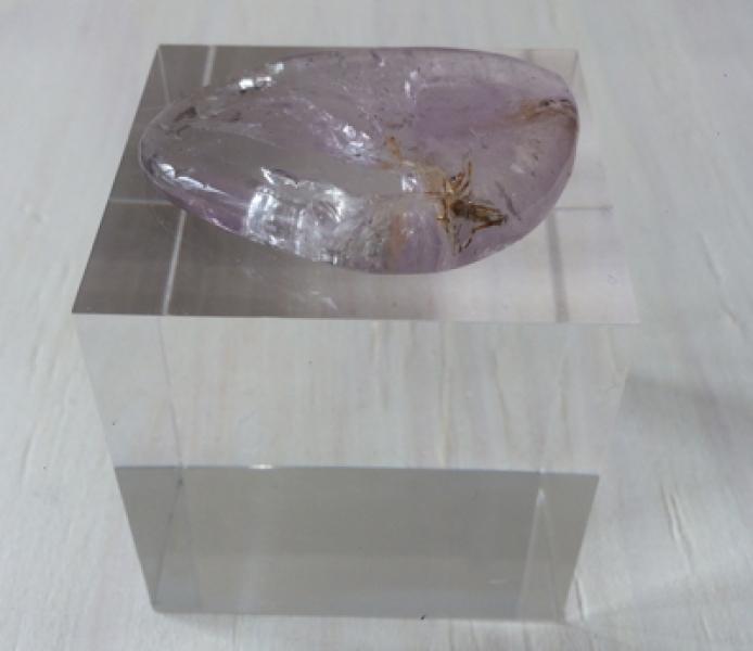 Amethyst Pebble – Polished